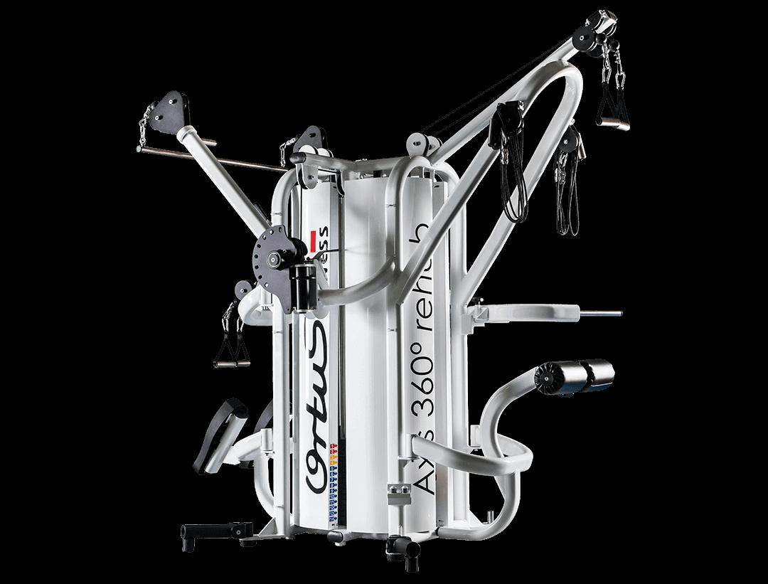 Machines Entrainement Fonctionnel Axis 360 Rehab