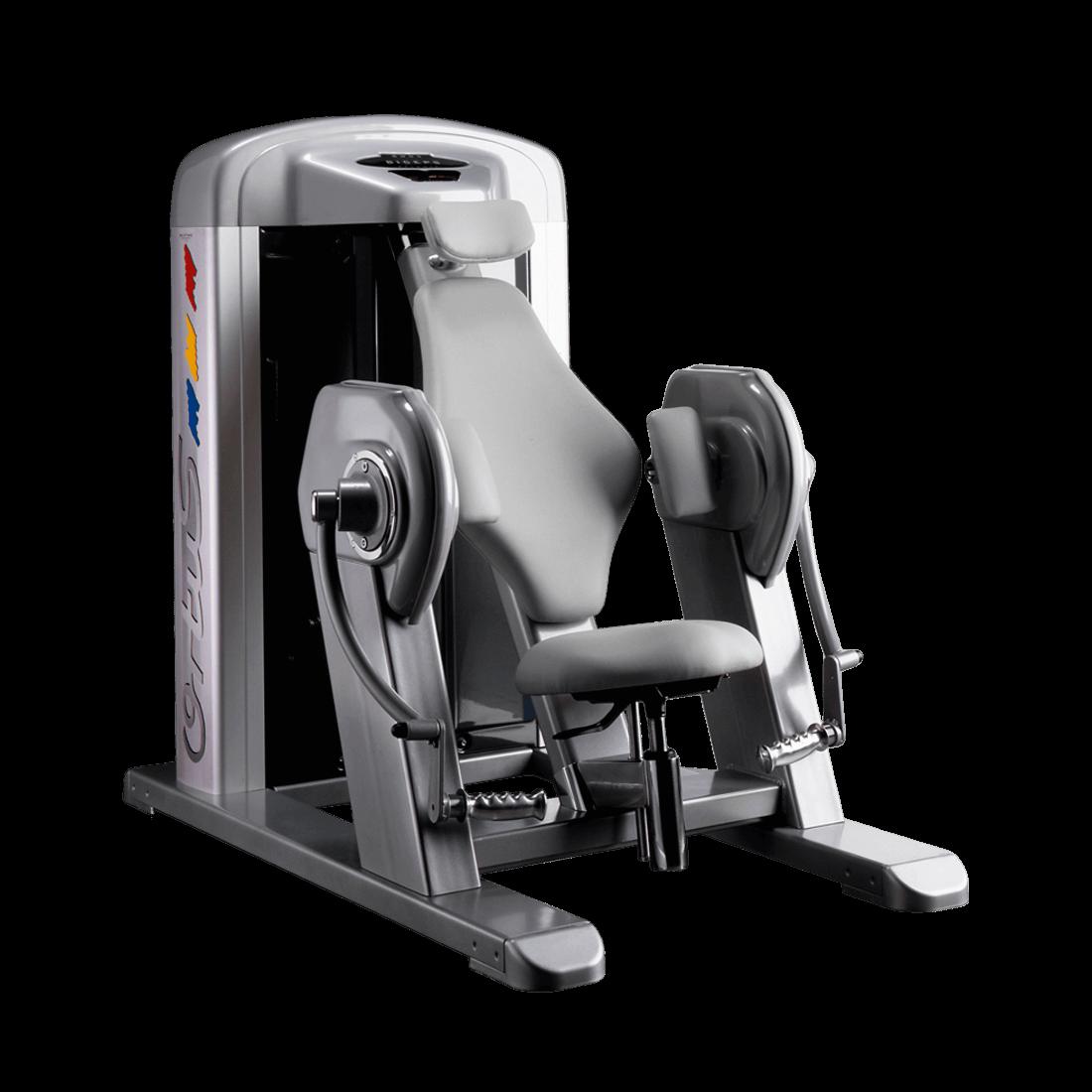 Machine Biceps Curl Alternés WB03