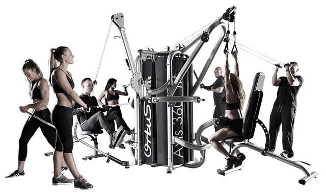 Machines pour Centres Sportifs