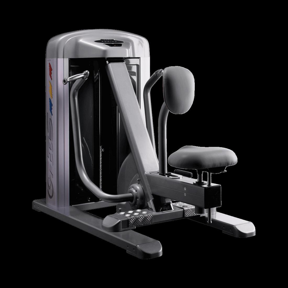 Machine Rowing Horizontal Assis WD08