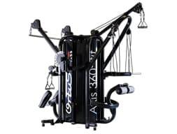machines entraînement fonctionnel gamme axis 360 fit